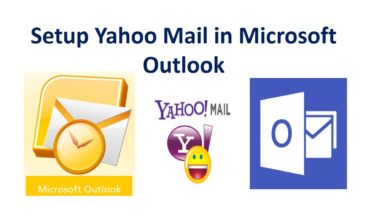 yahoo mail outlook 2010