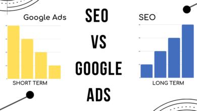 google ads กับ seo