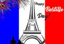 bastille day คือ