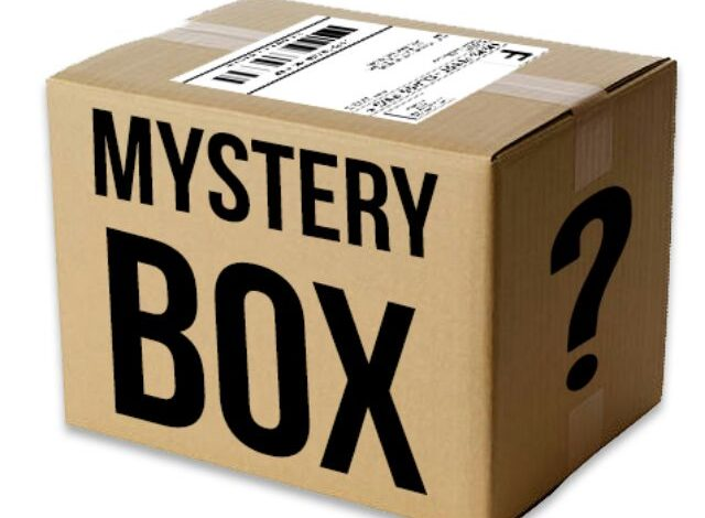 กล่องปริศนา