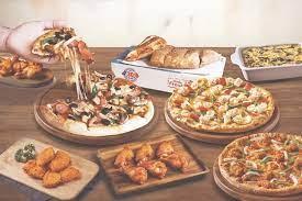 domino pizza โปรโมชั่น