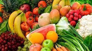 ผลไม้และผัก