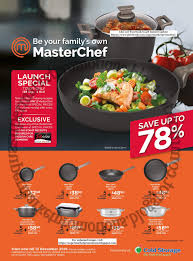 masterchef cookware
