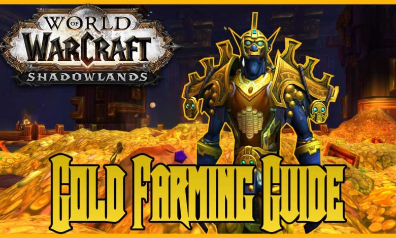 wotlk gold farm
