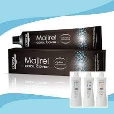 สีผม loreal majirel