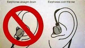 การใช้หูฟัง